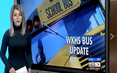 WKG-Law sought out to provide insight into school bus burn in Lugoff, SC